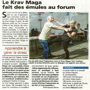 Les Nouvelles de Versailles - Septembre 2014