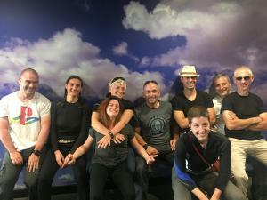 Stage Krav Maga dans les Gorges du Verdon - Mai 2017